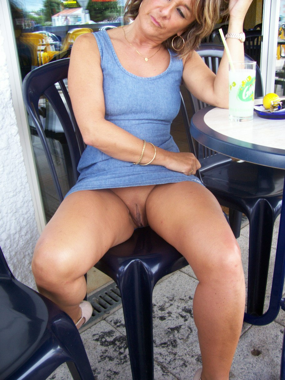 Dirty french milf