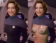 I confess: I am a nerdy girl: Star Trek --- new