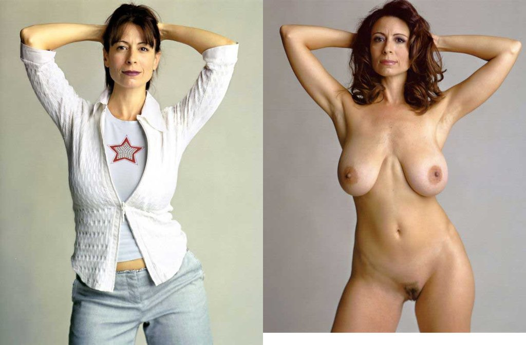 Clothed naked women photo useful