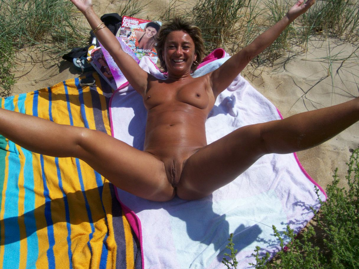 The valuable Sexy milf french beach consider