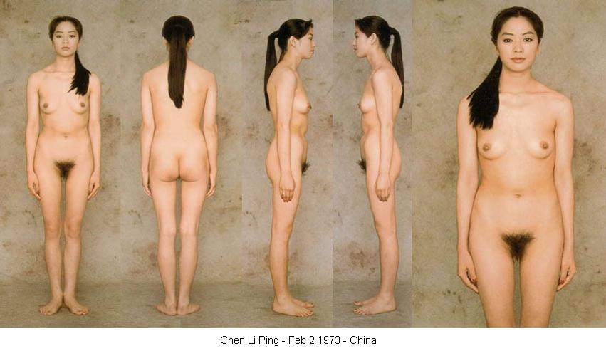 nude line up Japanese