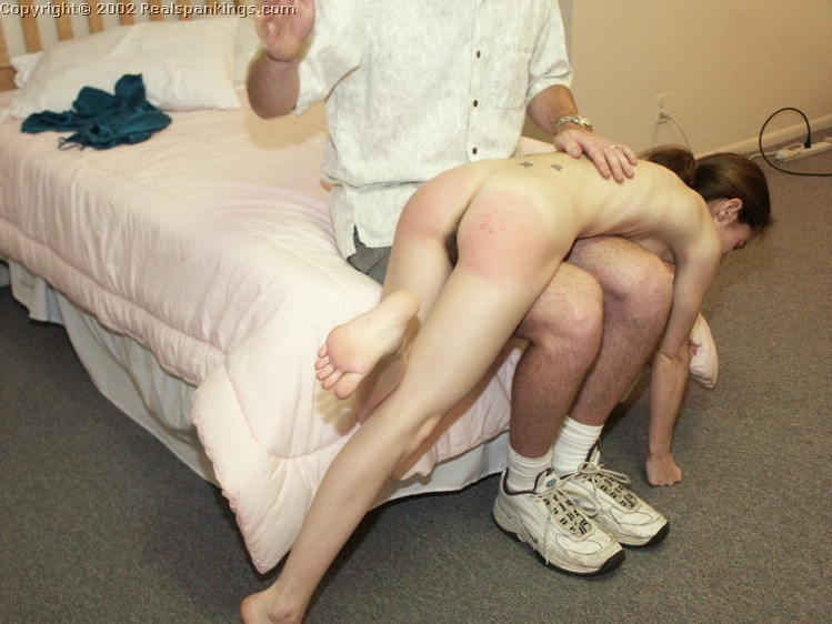 Curiously Mature moms spank that