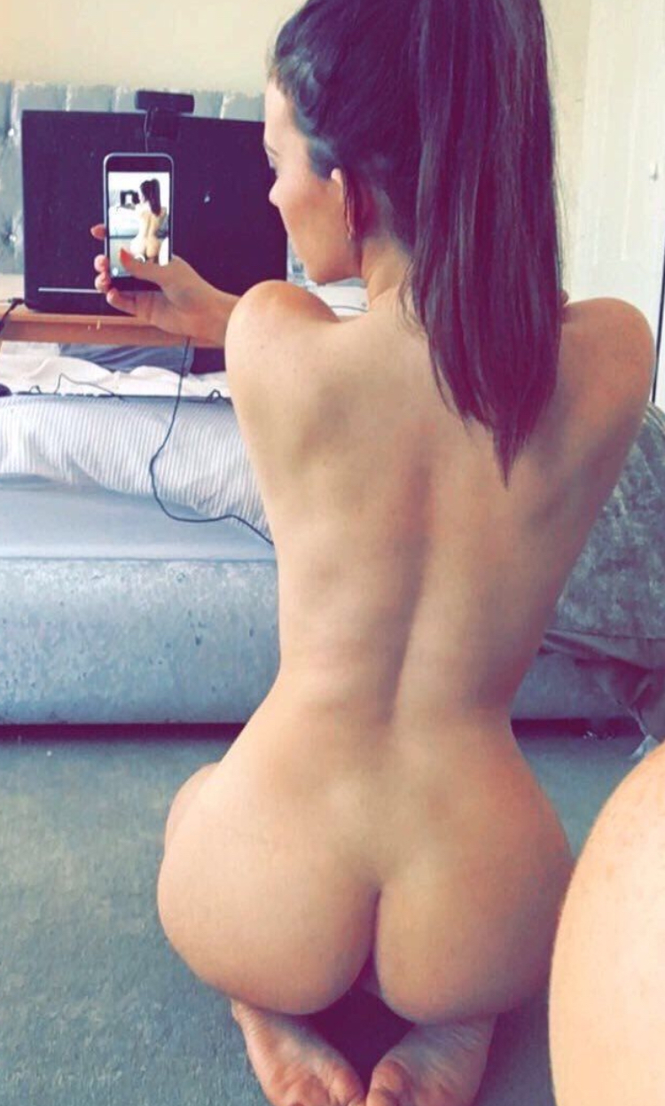 Bare Ass and Pussy Selfies