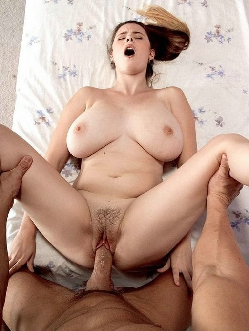 Wife getting pegged by husband naked