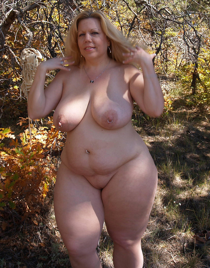 Nude super wide hips mature ssbbw