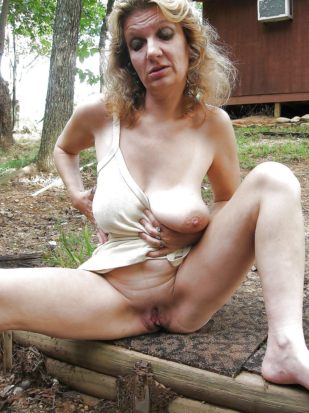 My 57 yr old white slut 10