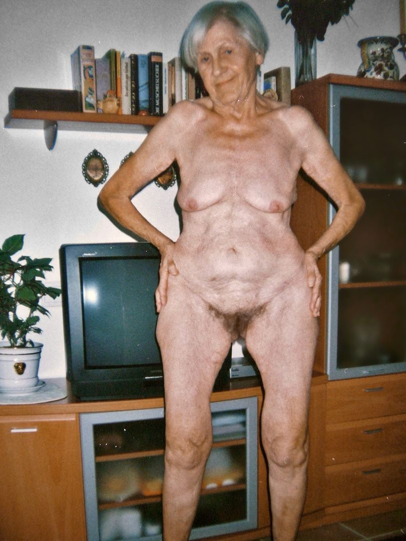naked grannies Real old