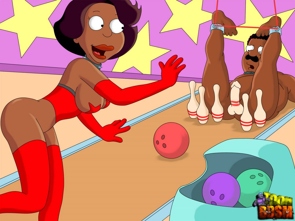 porn cartoon Cleveland show brown