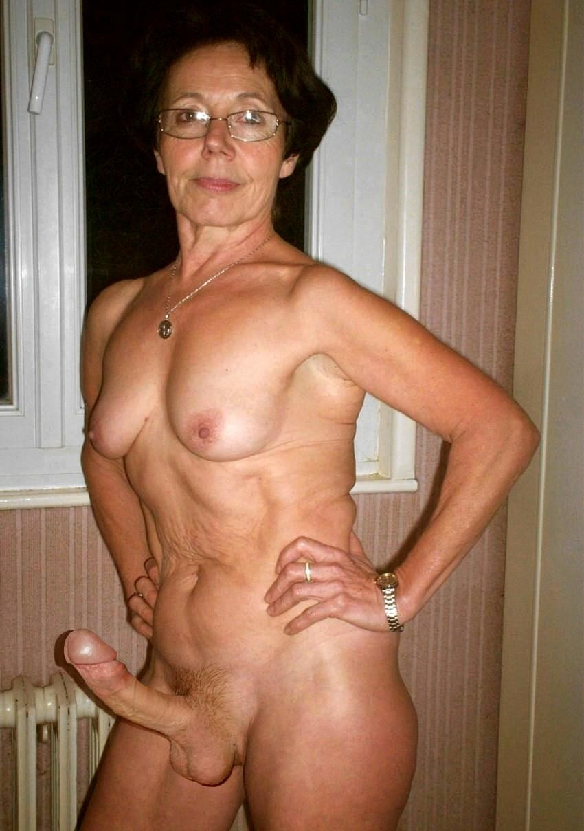 Woman With Big Dick
