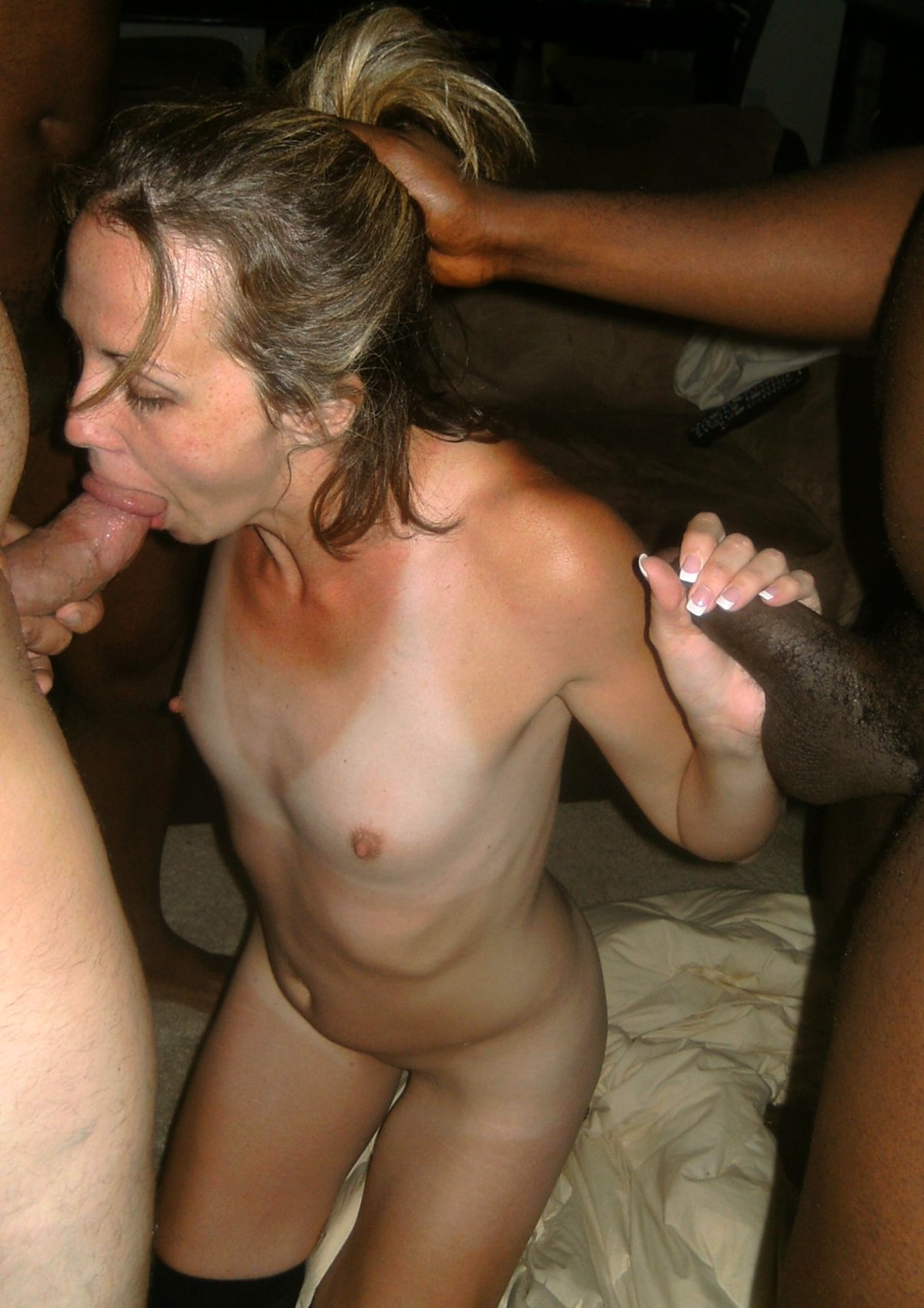 Amateur Wife Sharing Rough