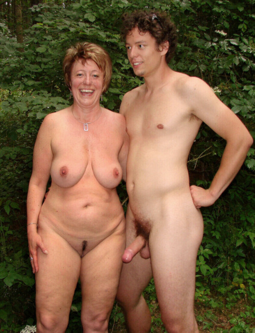 Nudest Mom And Son