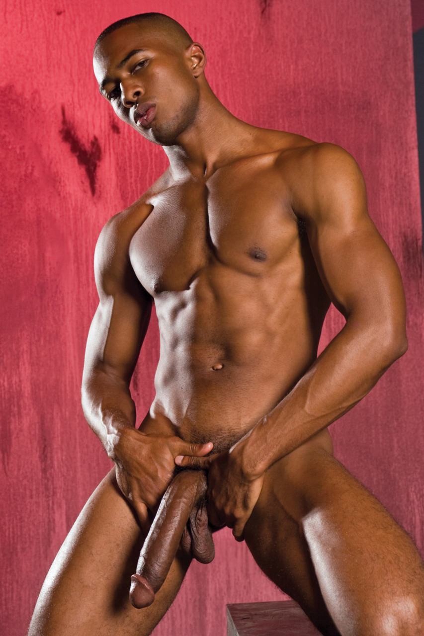 naked-hot-straight-black-man