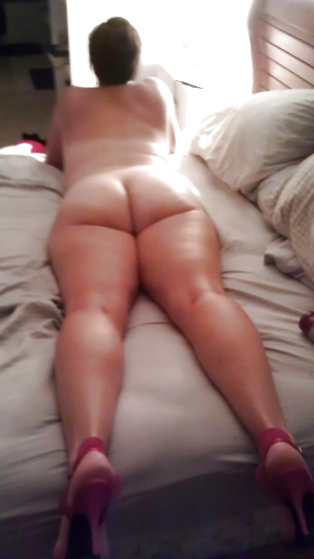 And skinny bbw nude big booty