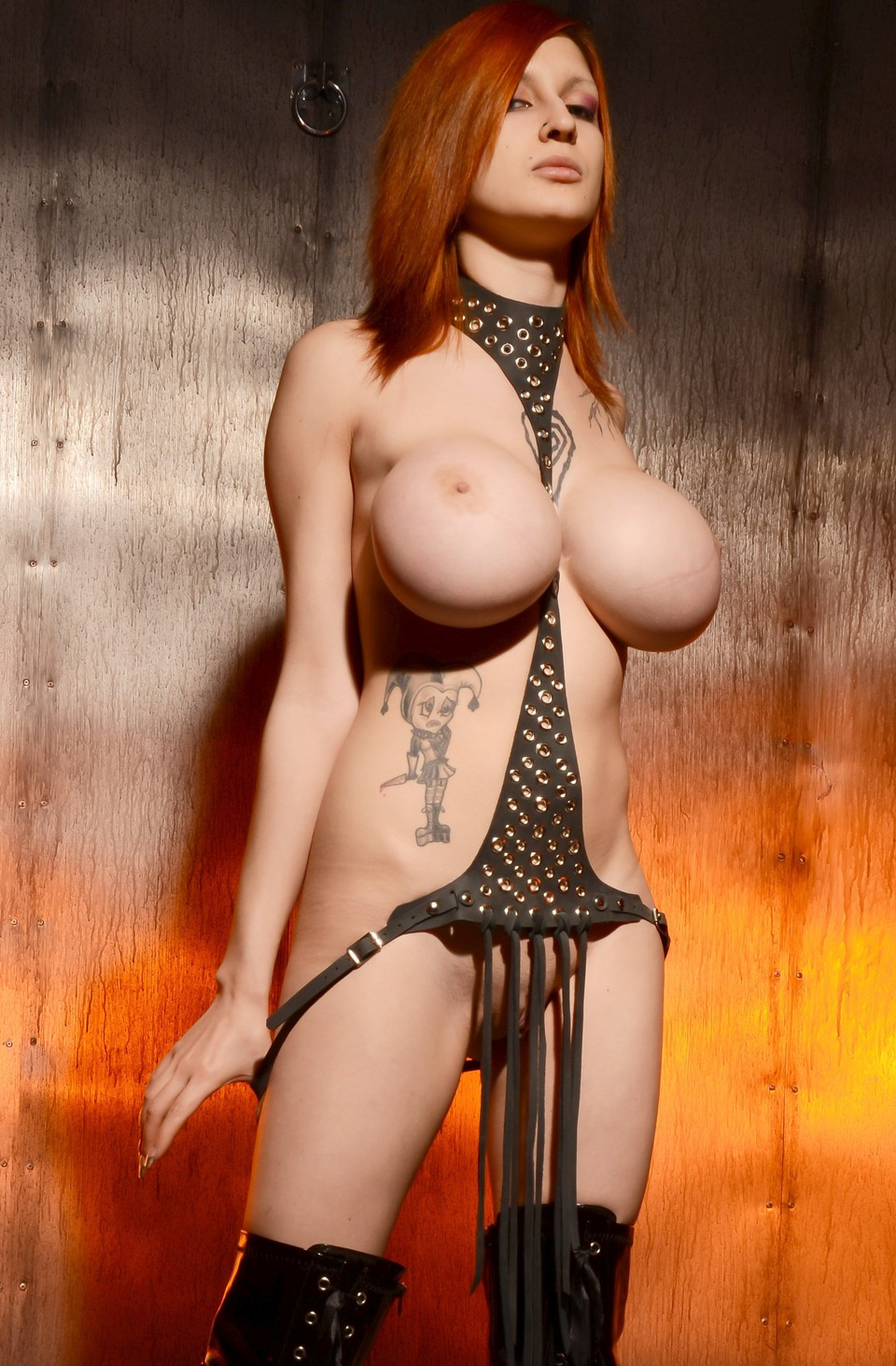 Girls metal sexy nude heavy