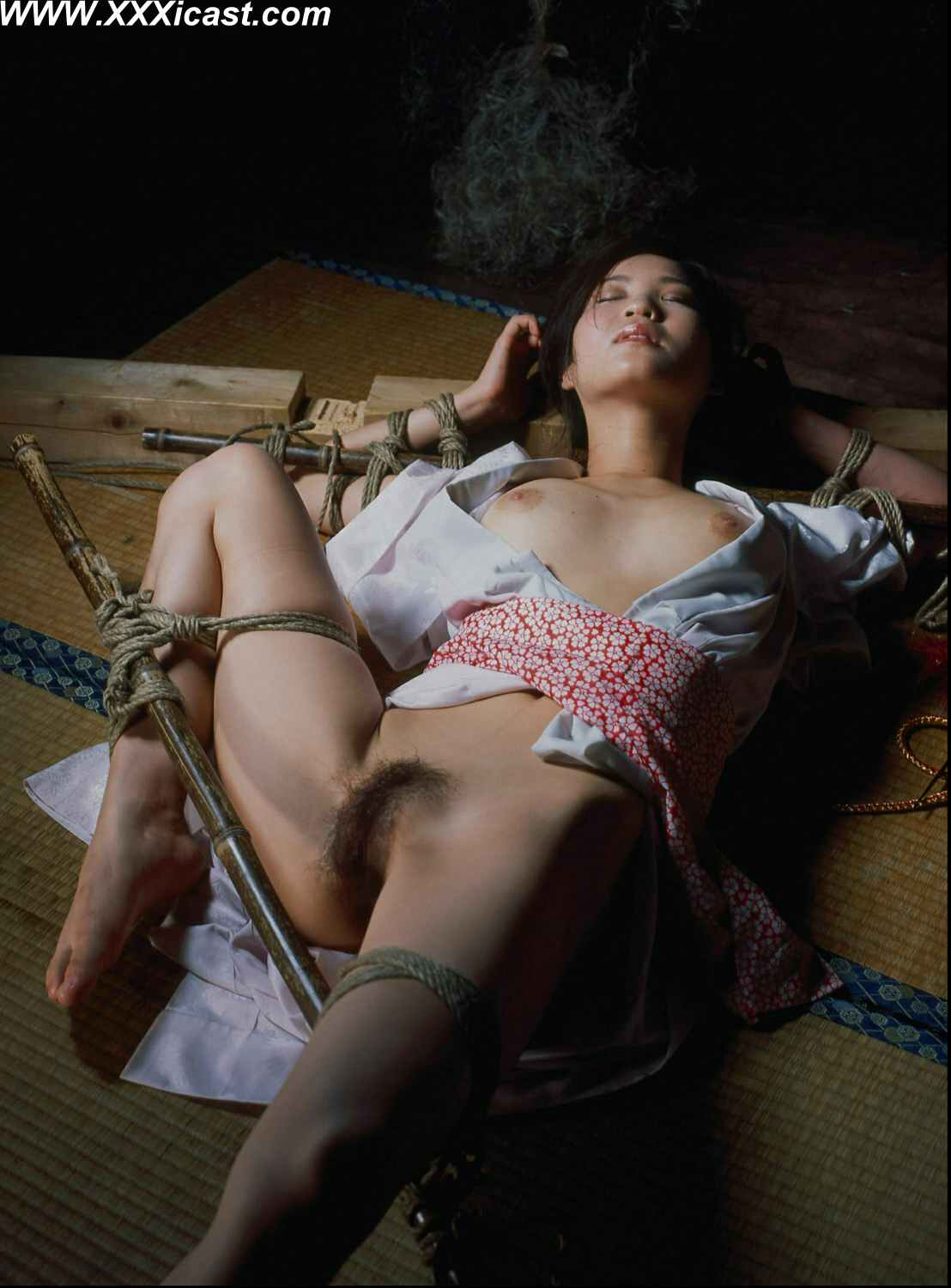 Those asian girl rope bondage and