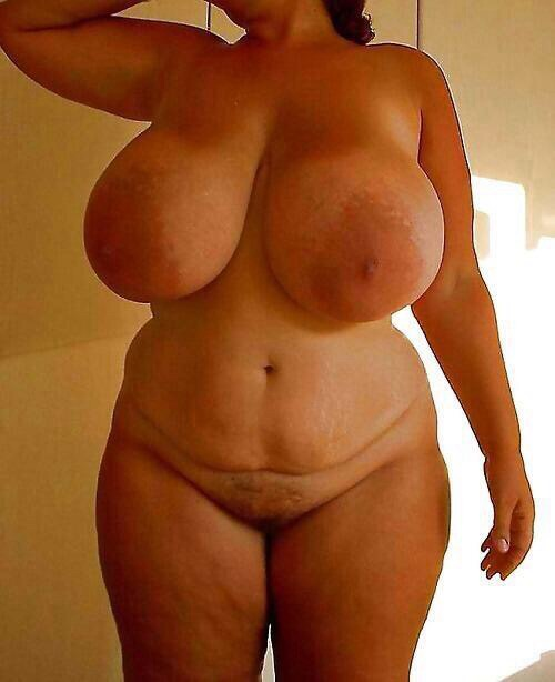 small woman with big tits
