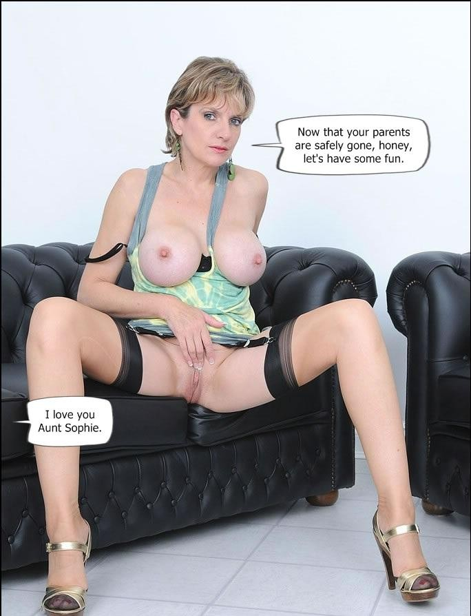 horny aunt nephew incest captions july 2015   family