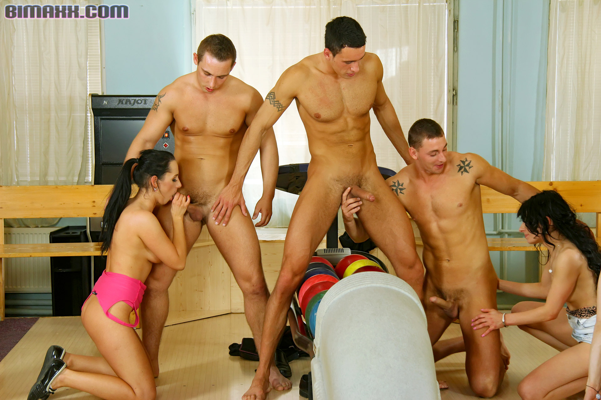 Bowling Orgy Part 1/3