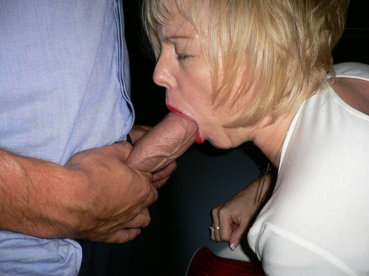 She want wife oral sex