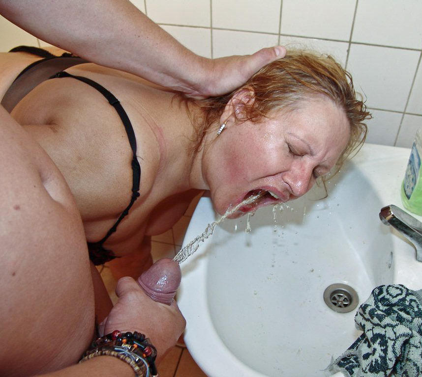 Used whore wife and degraded