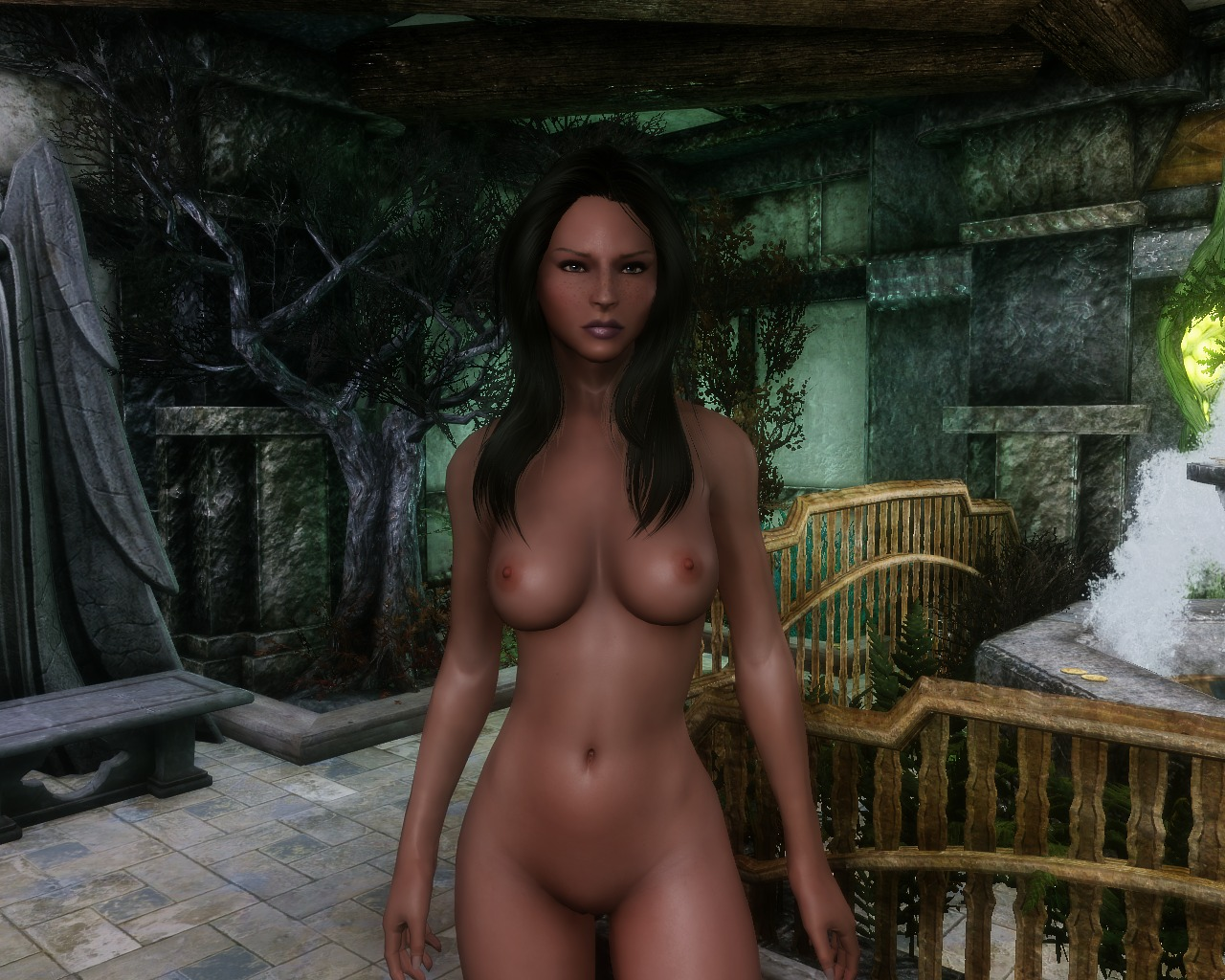 Skyrim naked girls erotic tube