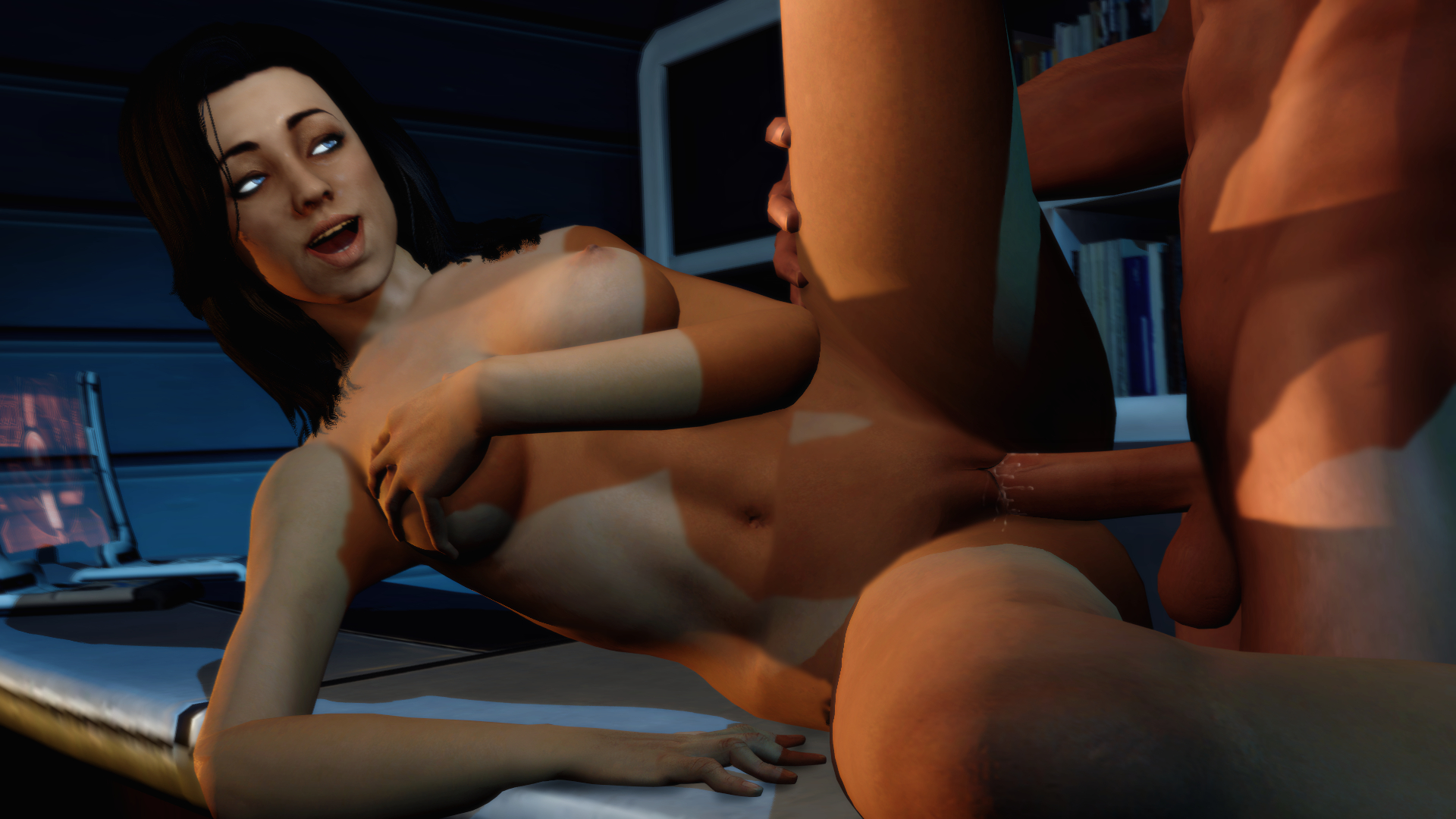 Mass effect 2 sex mod adult clips