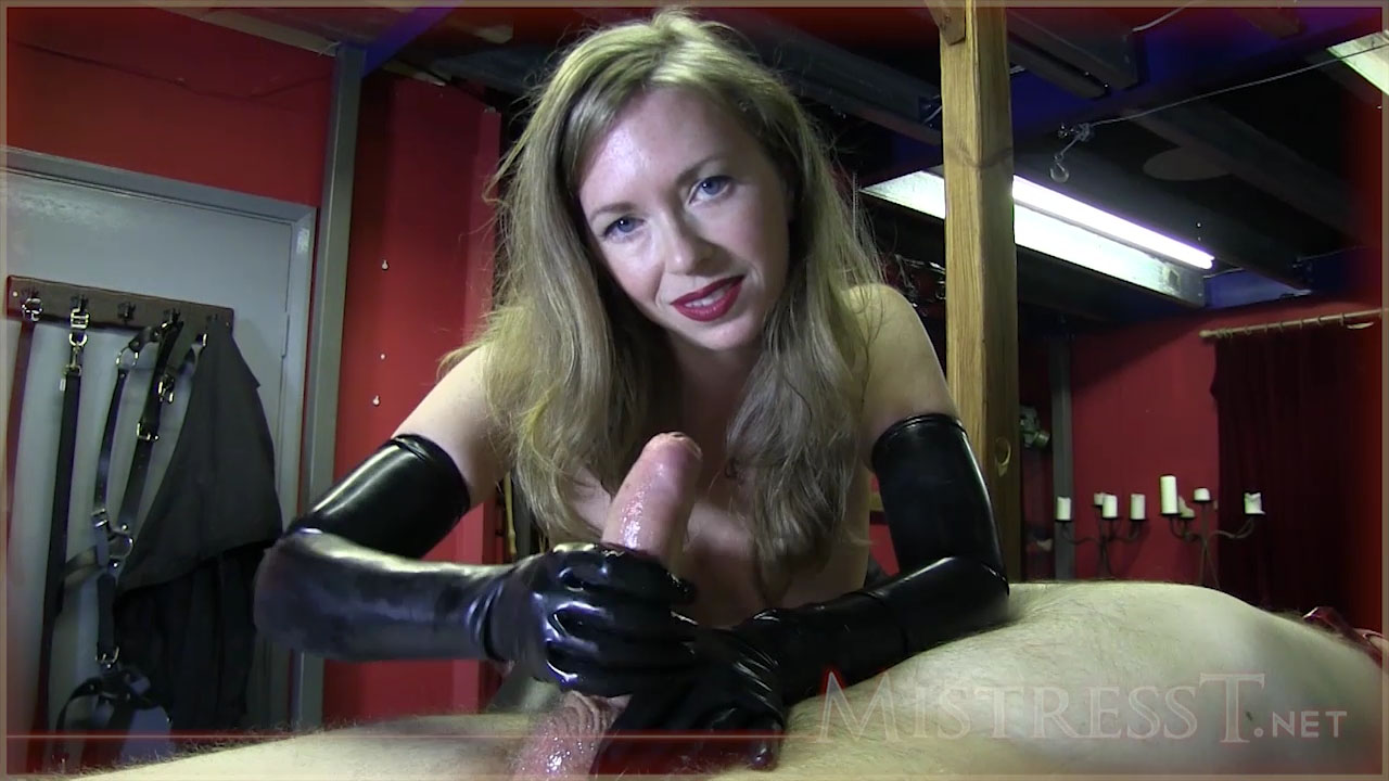 Latex Glove Video 95