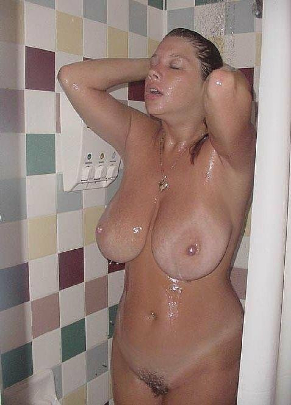 Big Tits Hanging Out