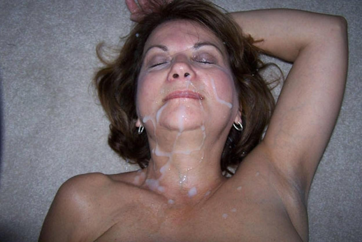Opinion Mature loves cum facial rather