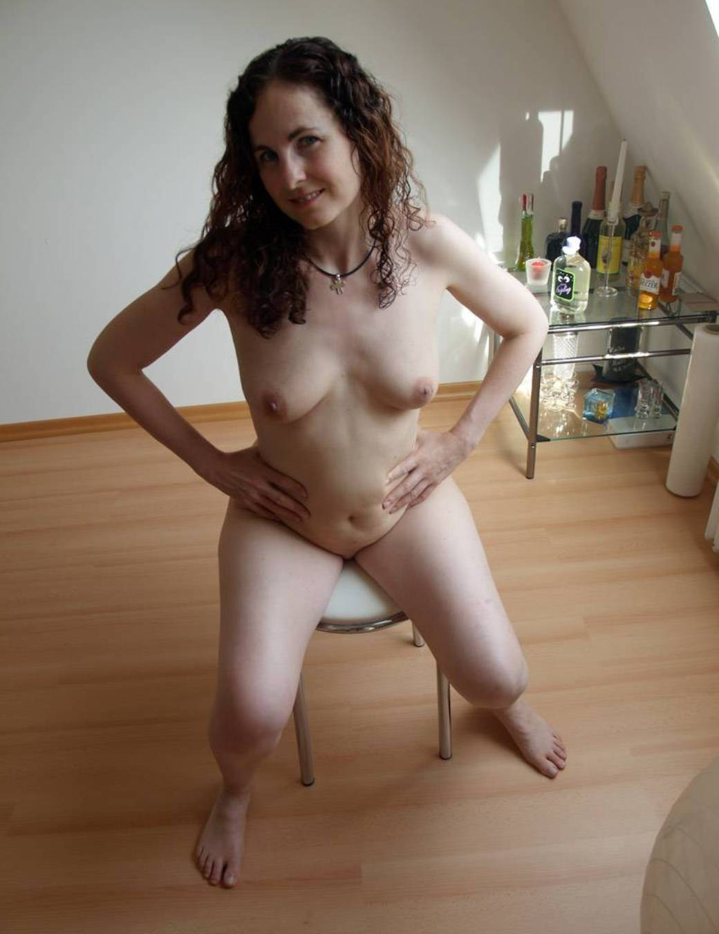 Naked pic of girl