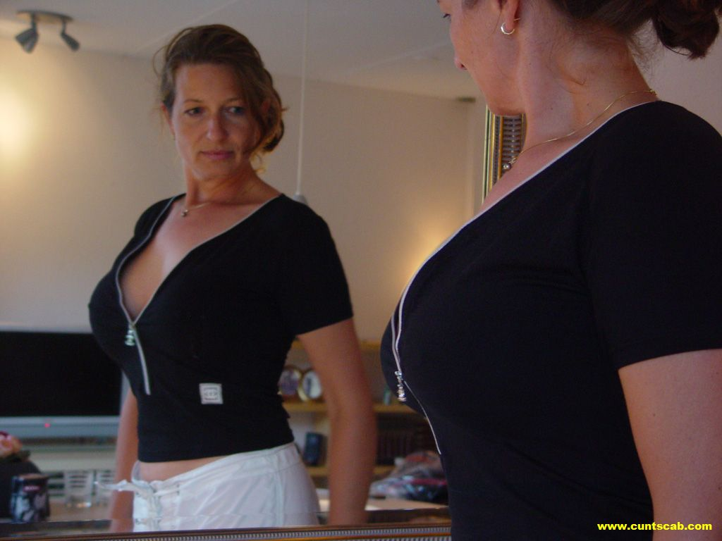 May mature big tits