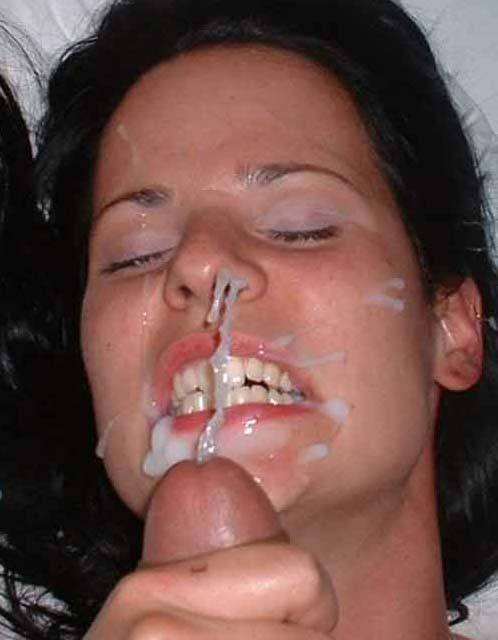 Girl Snorts out Cum Free Snorting Porn Video 01 - xHamster