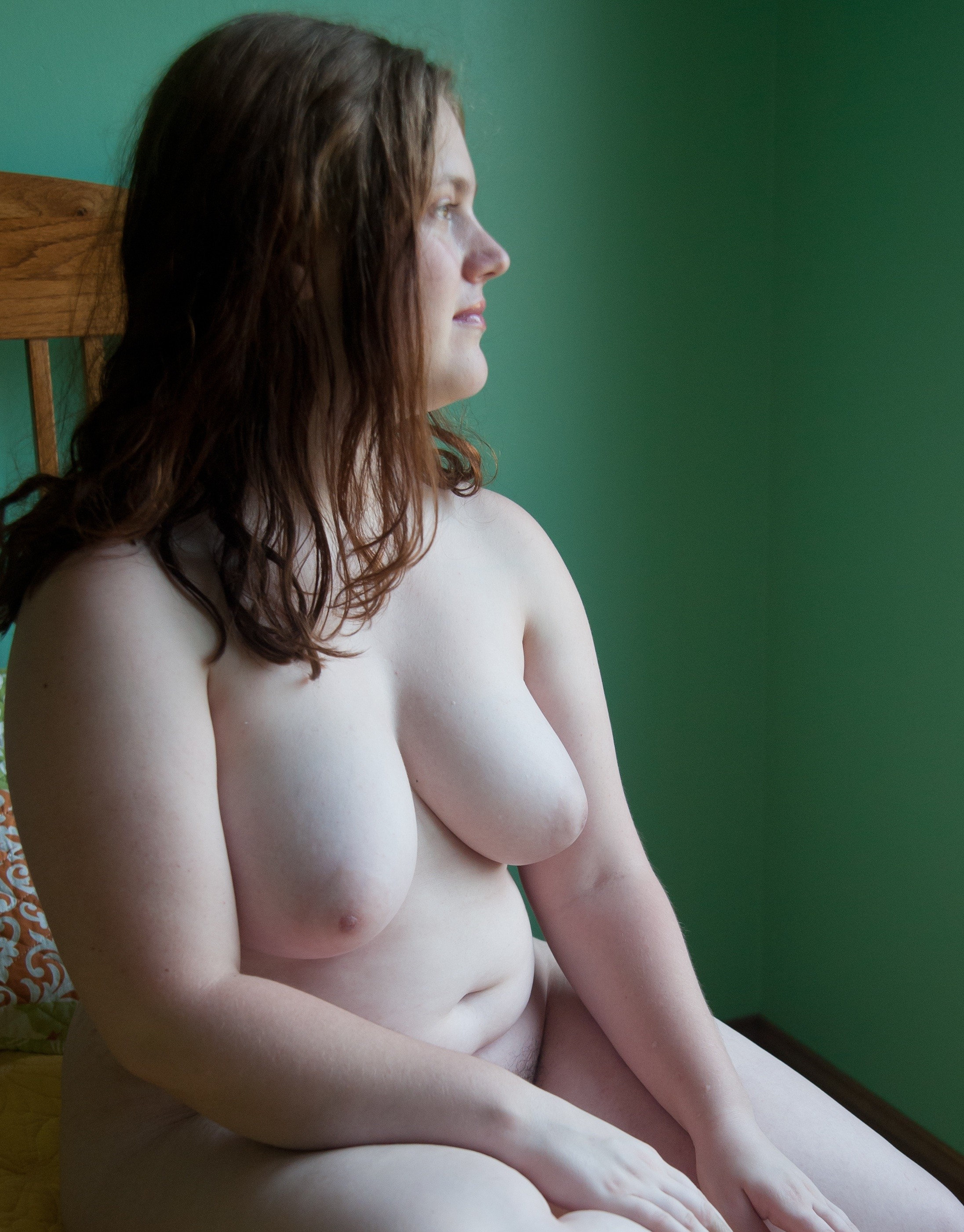 Young Pale Chubby Nude - Free Sex Pics