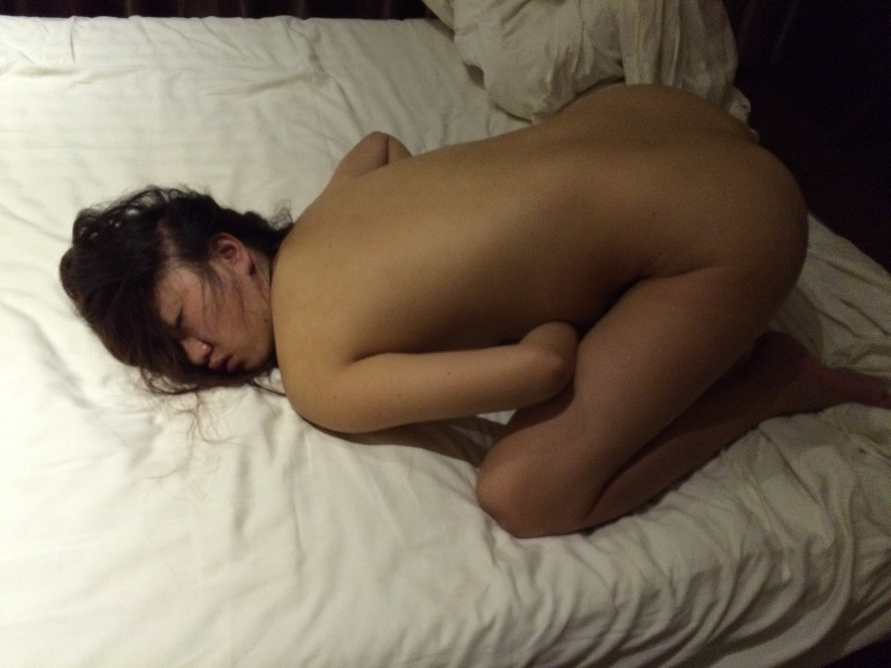 Asian Fucked While High