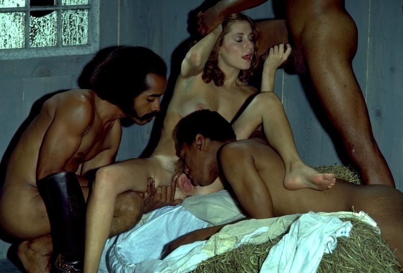 What necessary extreme black gangbang