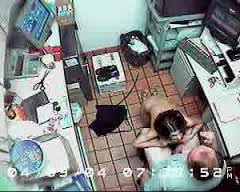 Girl mcdonalds searched strip