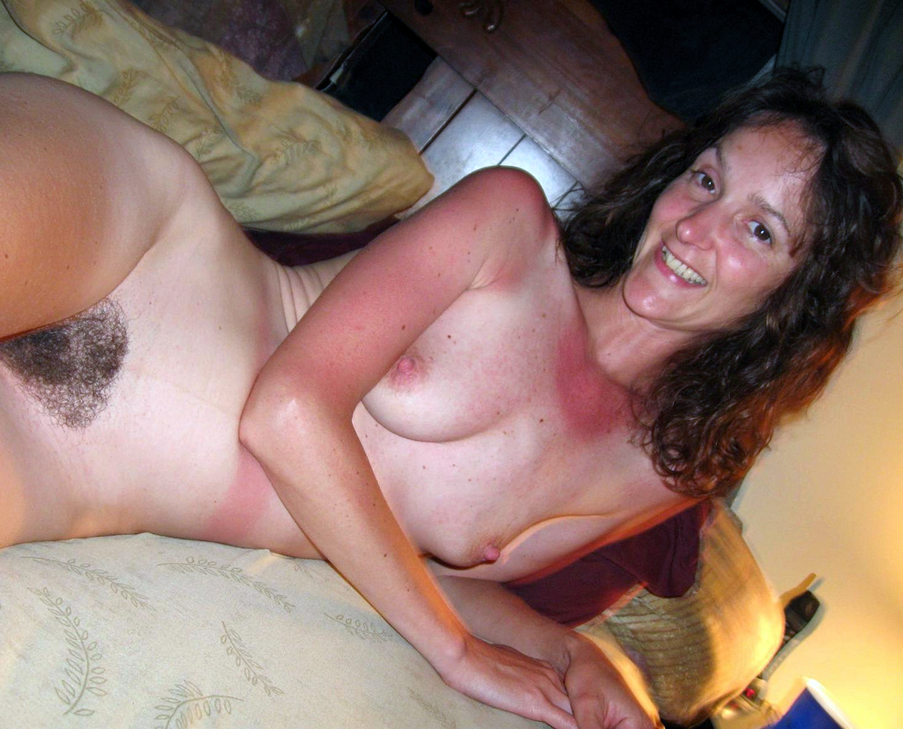 Final, Hot hairy wife nude