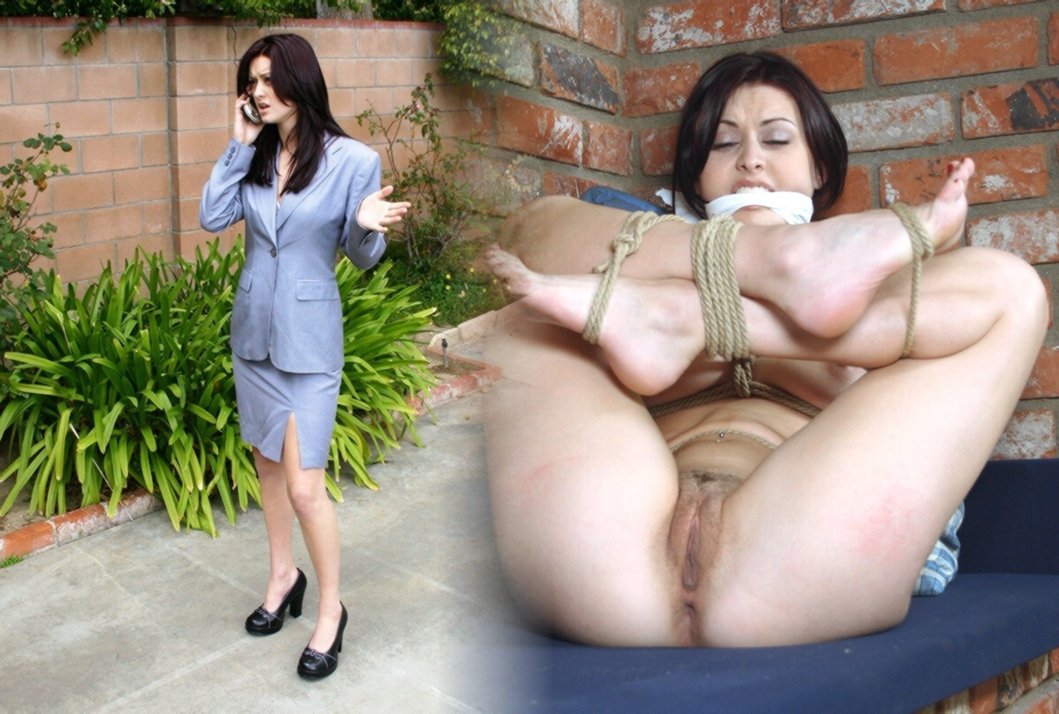 Submissive Mom And Girl Get Dominated Tnaflix Porn Pics