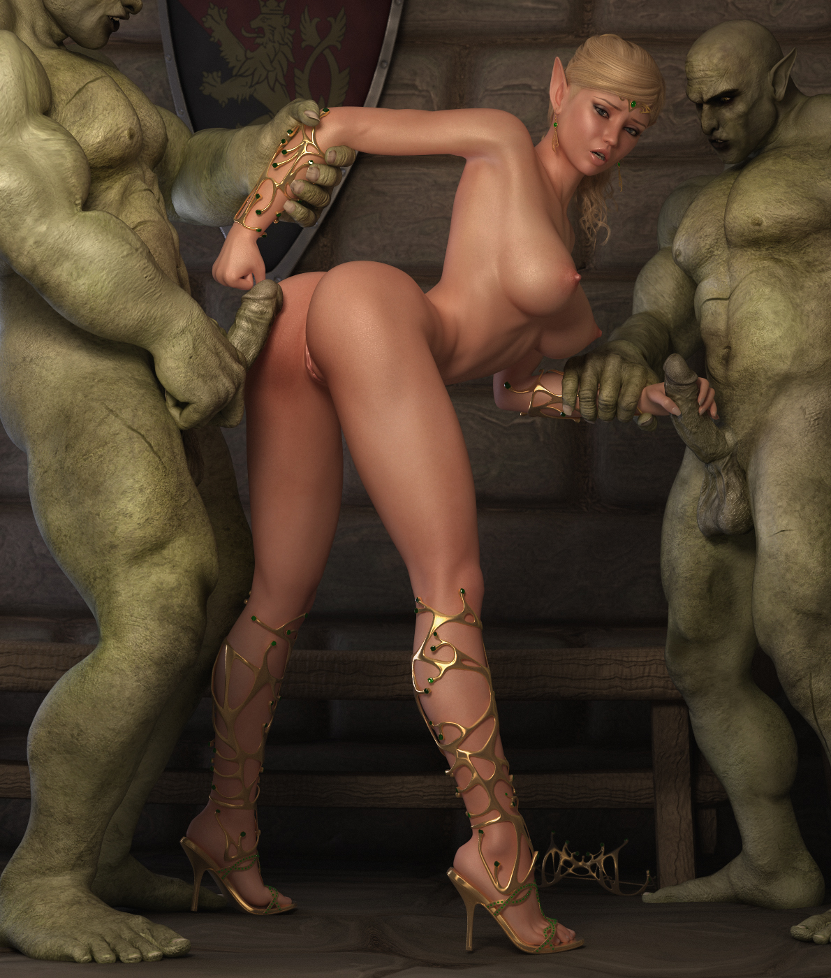 Free monster hunt porn nudes scenes