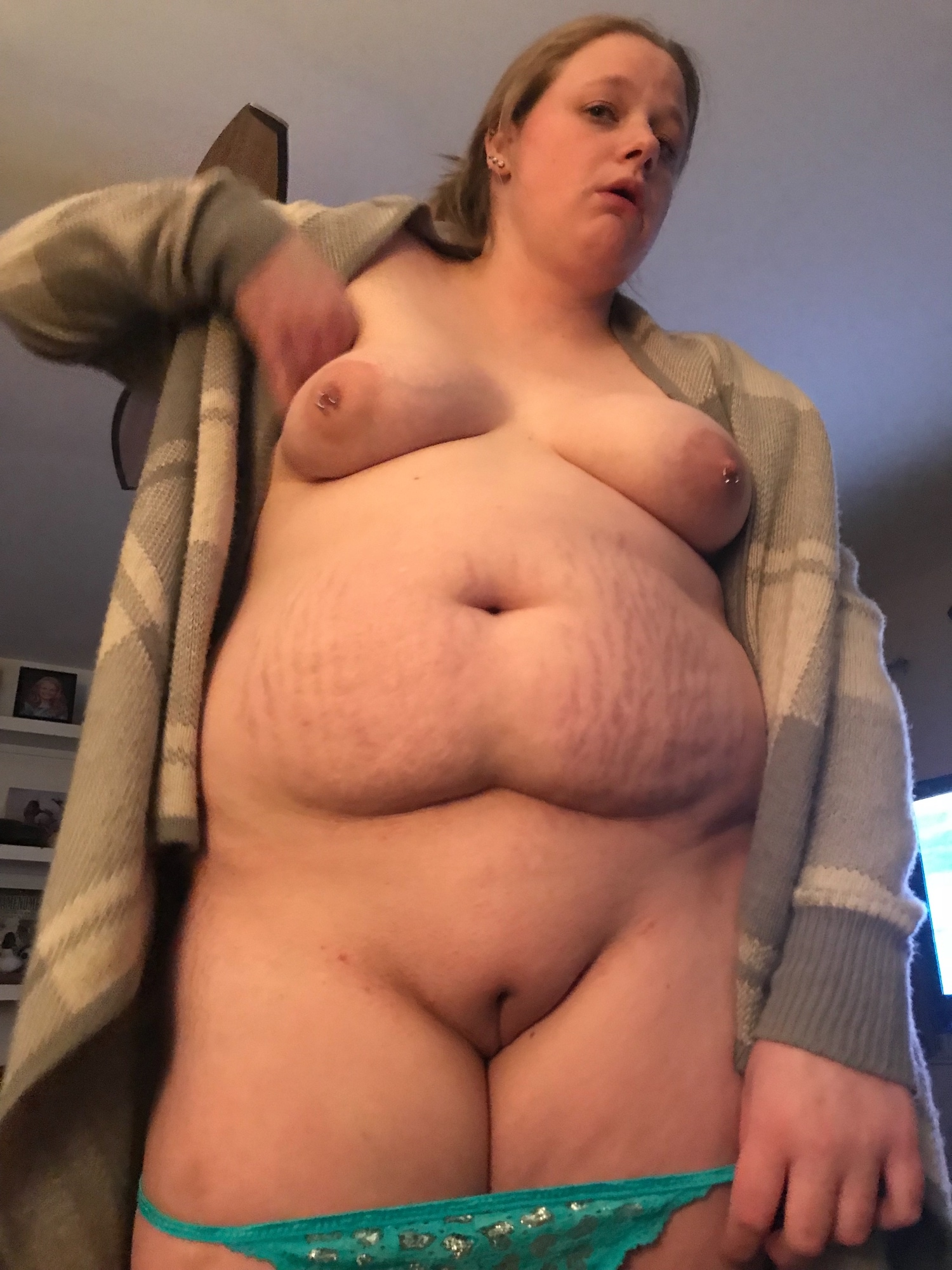 Bbw wife exposed