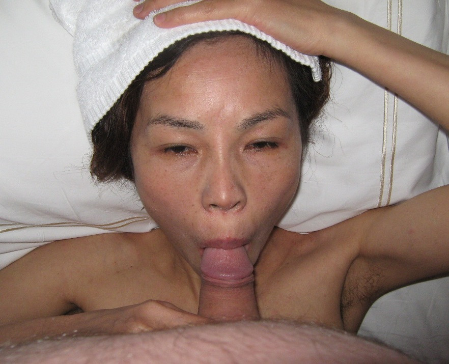 Mature Asian Whore Wife