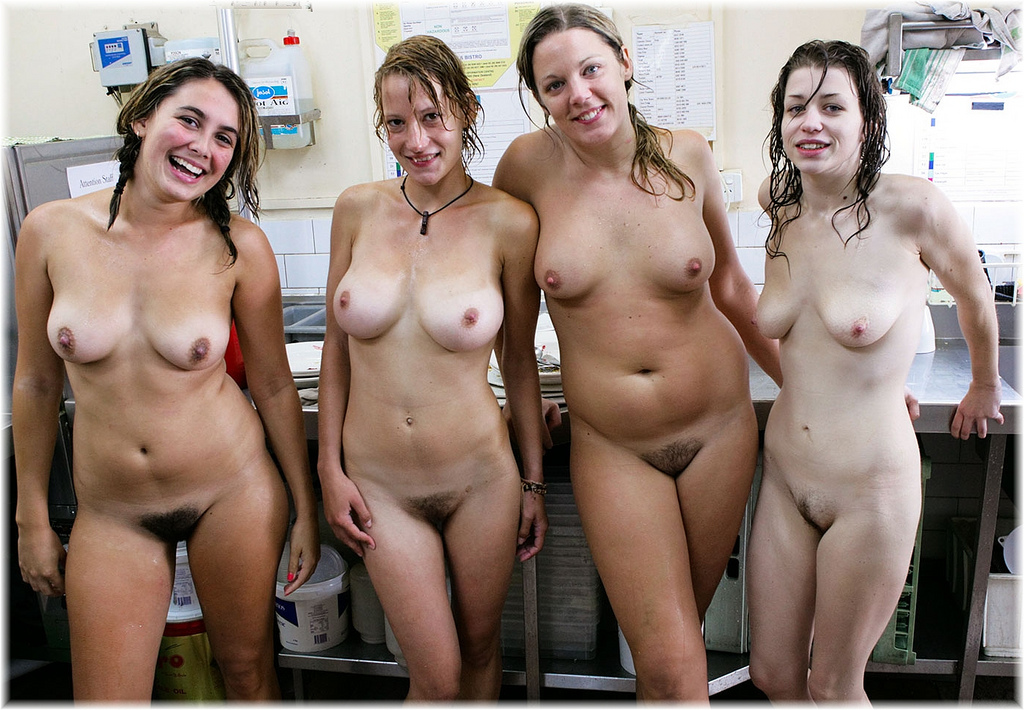 Amateur naked group pictures