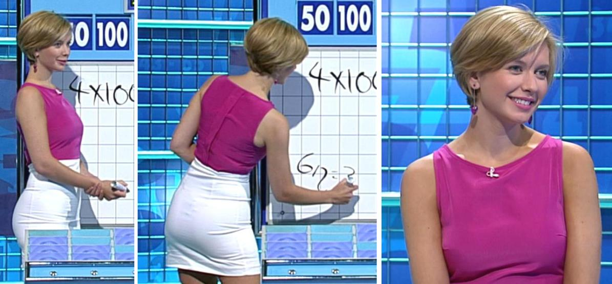 Rachel Riley short white skirt