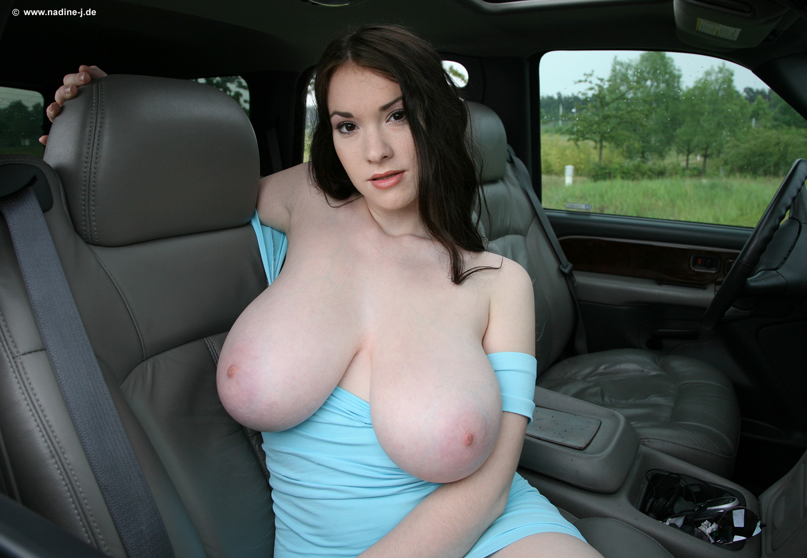 song blue dress images Anna nude
