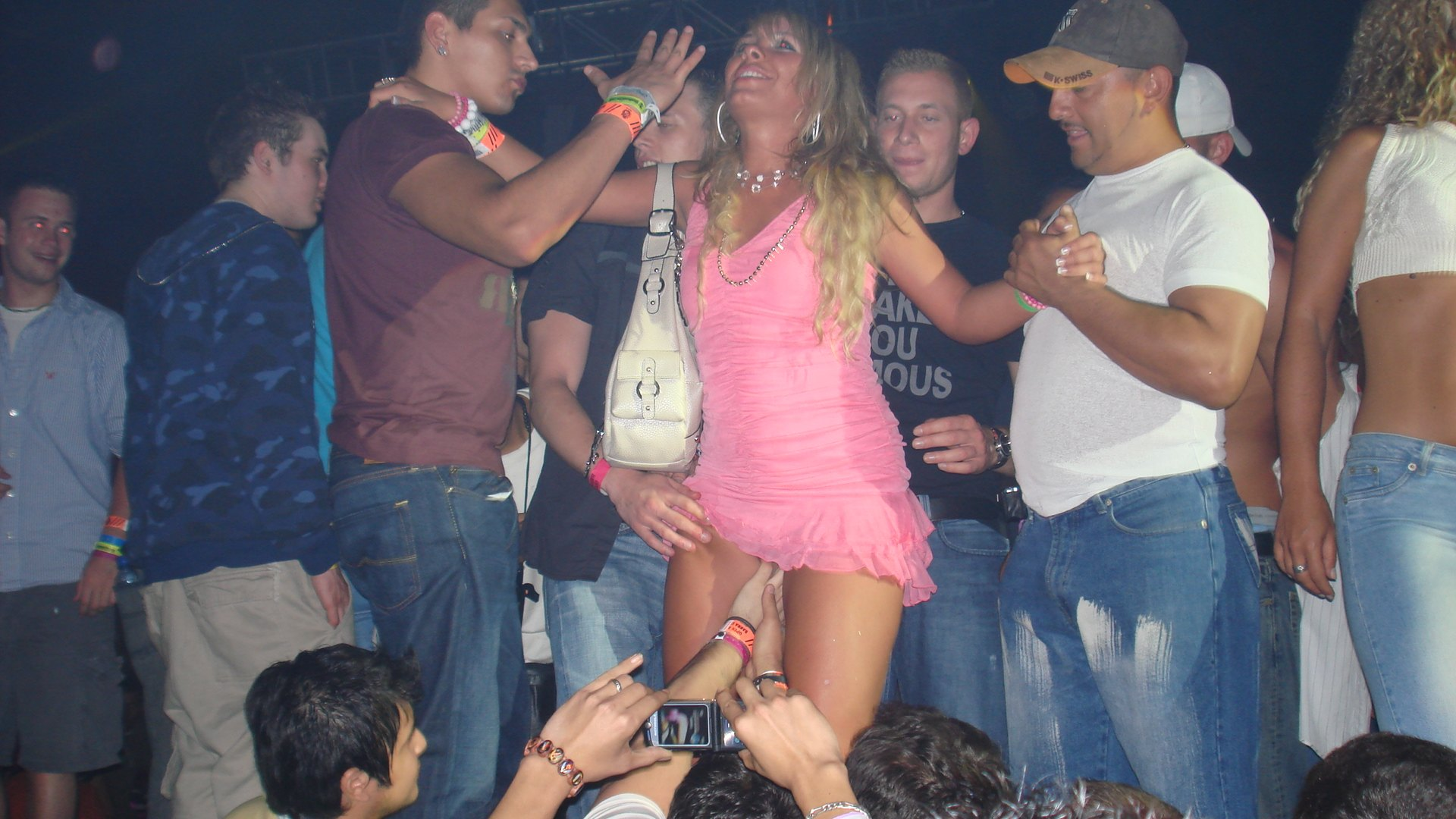 Party And Many Teens 73