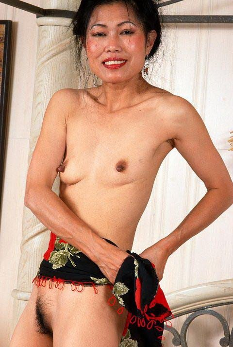 Mature hairy wife