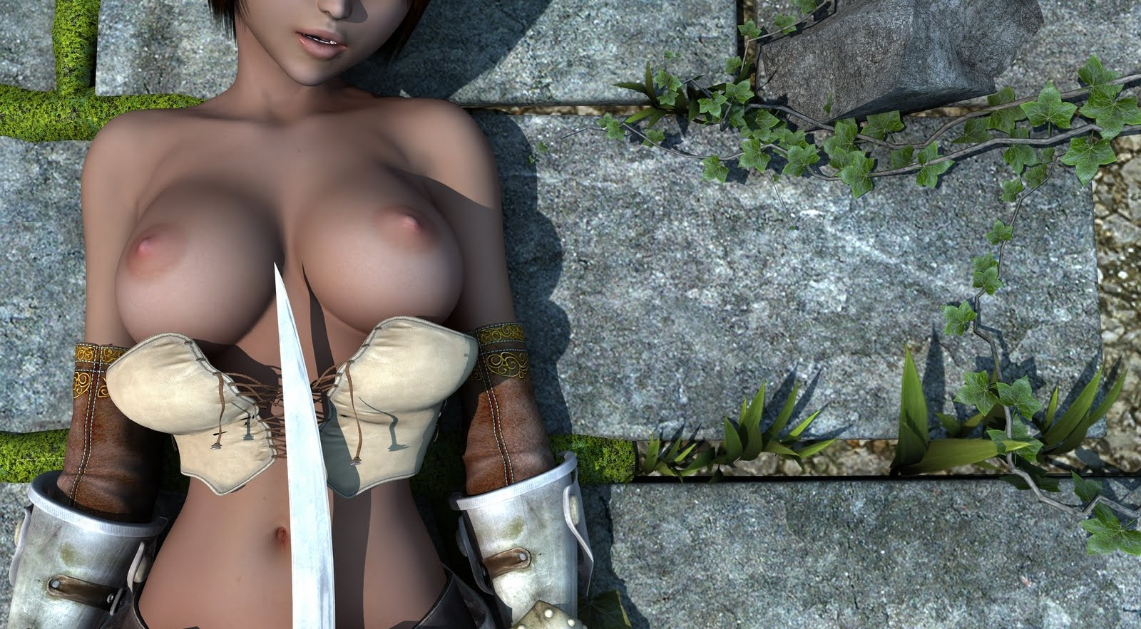 Elves nude World of Porncraft website exposed image