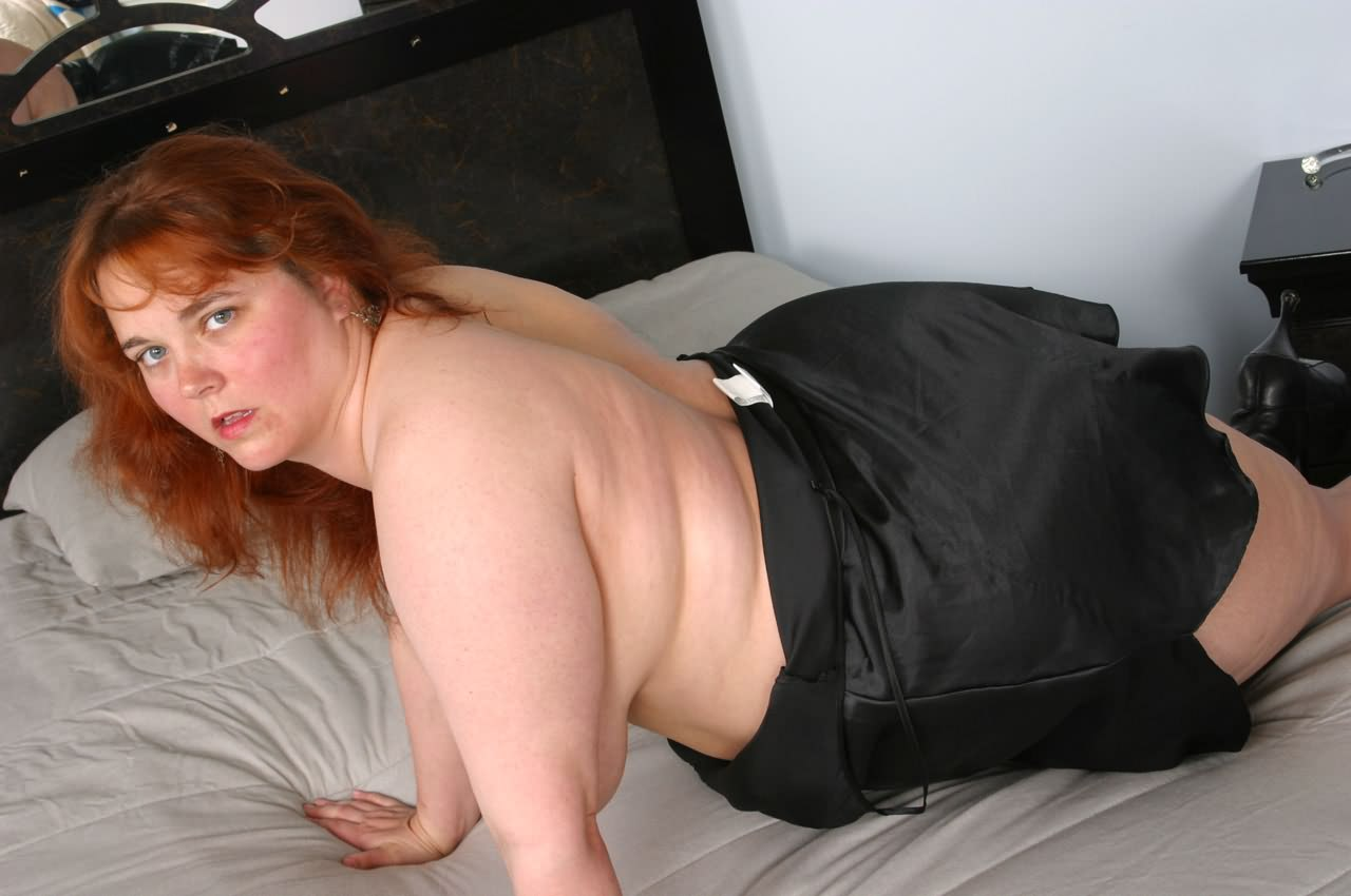 Fat redhead video 4