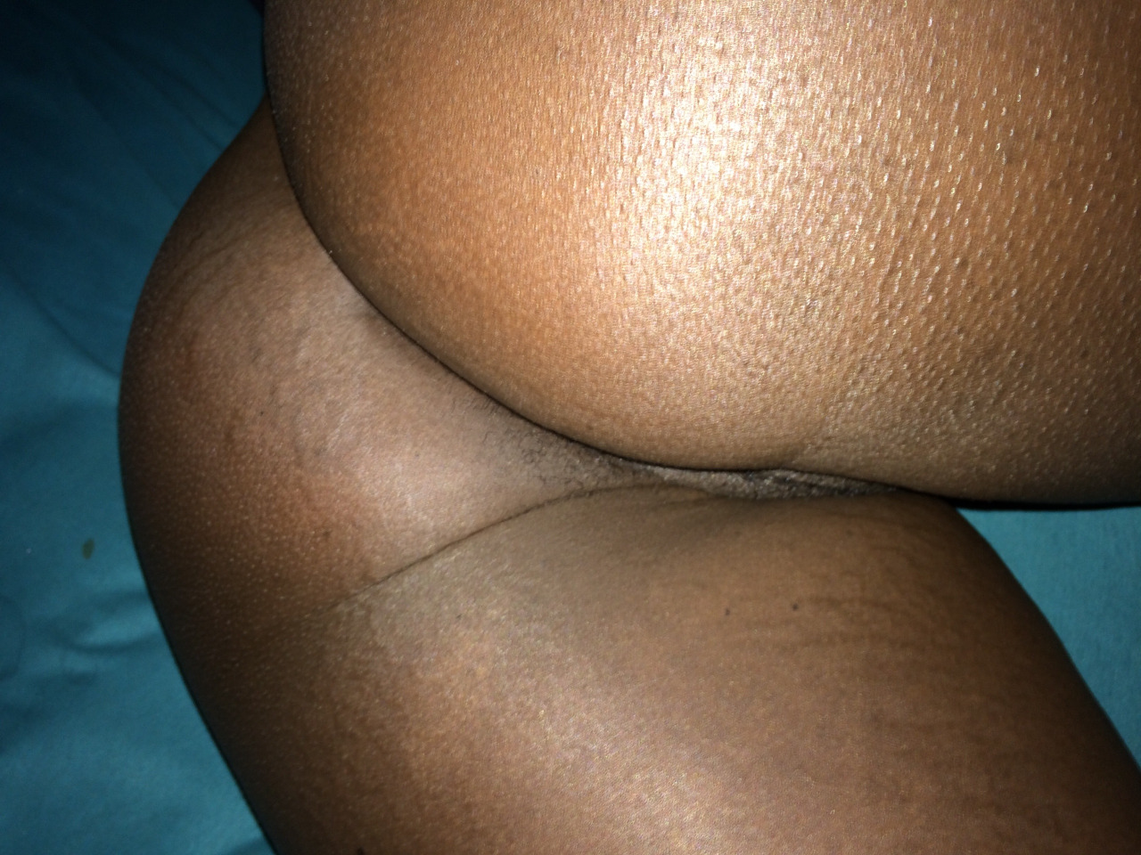 Sexy ebony dick
