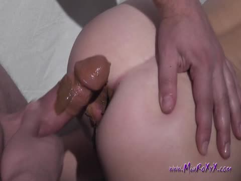 Dirty asshole anal